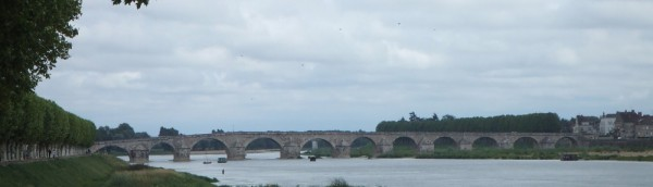 ロワール川、ジアン、Gian、フランス、France